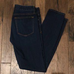 GAP 1969 Dark Wash Always Skinny Jeans